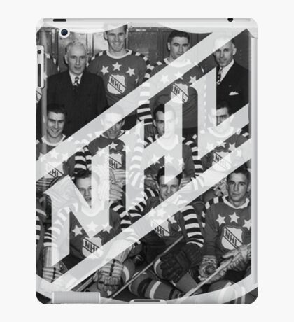 NHL Lagend iPad Case/Skin