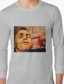 Travis-Taxi Driver Long Sleeve T-Shirt