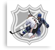 NHL Players Canvas Print