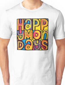 Happy Mondays Logo Unisex T-Shirt
