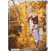 Final Fantasy VI - Terra Cosplay iPad Case/Skin