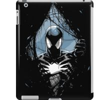Cought in the web iPad Case/Skin
