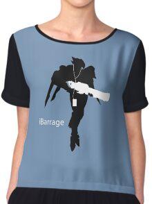 iBarrage Chiffon Top