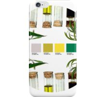 Today's color palette. Day 16 iPhone Case/Skin