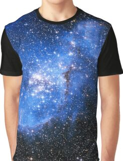 nebula in space Graphic T-Shirt