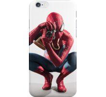 Spider Man Photograph iPhone Case/Skin