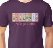 Letter with Love Unisex T-Shirt