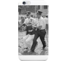 Bernie Sanders Chicago Protest Shirt iPhone Case/Skin