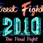 Street Fighter 2010 by Lupianwolf