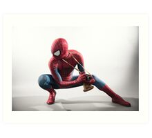 Spider Man Photography 2 Art Print