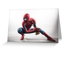 Spider Man Photography 2 Greeting Card