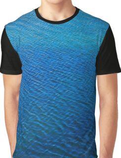 sea ripples Graphic T-Shirt