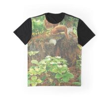 Off Course Encounter Graphic T-Shirt