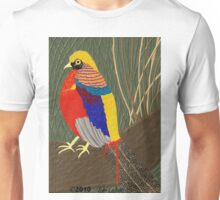 Golden Pheasant Unisex T-Shirt