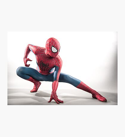 Spider Man Photography 4 Photographic Print