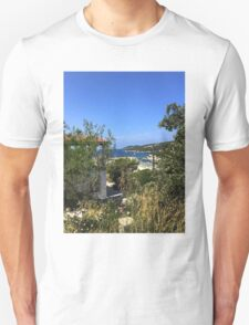 Tiled Roofs of Dubrovnik, Croatia Unisex T-Shirt