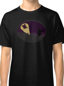 Pipo-Kun - City Silhouette Classic T-Shirt