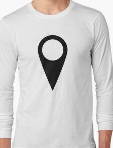 Goal symbol Long Sleeve T-Shirt