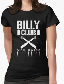 Billy Club Womens Fitted T-Shirt