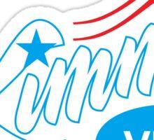 jimmy kimmel Sticker