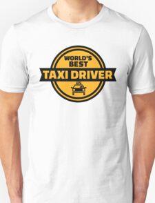 World's best taxi driver T-Shirt