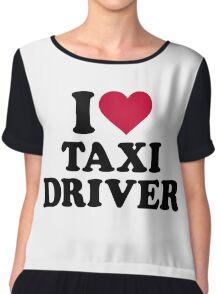 I love taxi driver Chiffon Top