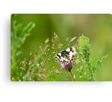 small world: let's share Metal Print