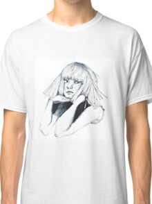 Sia - Chandelier Classic T-Shirt