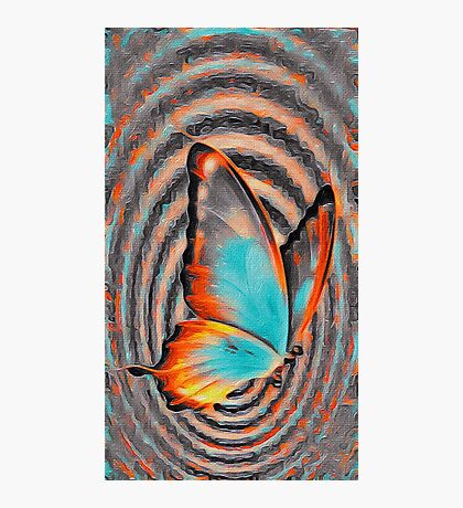The Butterfly Effect Photographic Print