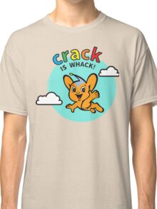 Pipo-Kun - Crack is Whack! Classic T-Shirt
