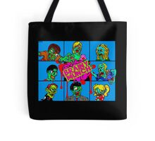 The Brainy Munch Tote Bag