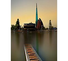 Swan Bell Tower - Perth Western Australia Photographic Print
