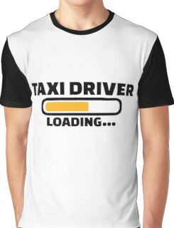 Taxi driver loading Graphic T-Shirt