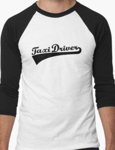Taxi driver Men's Baseball ¾ T-Shirt