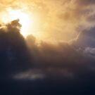 sun flare by BlaizerB