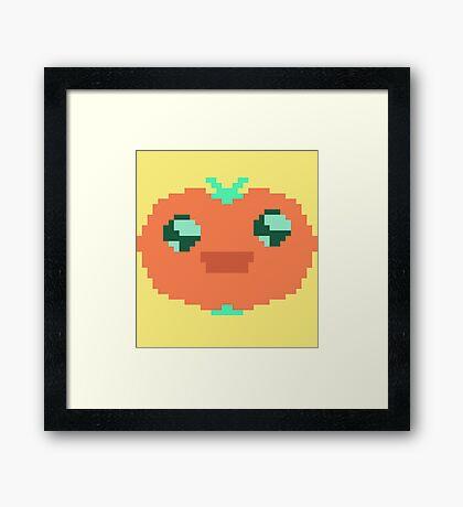 Tomato Cute! Framed Print