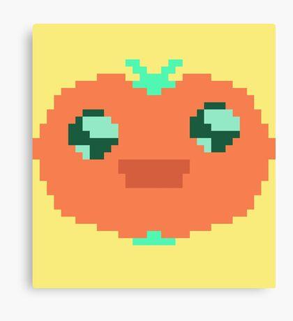 Tomato Cute! Canvas Print