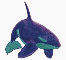 Orca  One Piece - Short Sleeve
