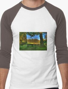 Countryside Men's Baseball ¾ T-Shirt