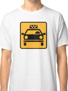 Taxi logo Classic T-Shirt