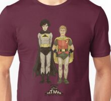 The Adventures of Hat-man and John the Boy Wonder Unisex T-Shirt