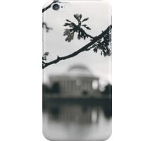 Cherry Blossoms at the DC Tidal Basin iPhone Case/Skin