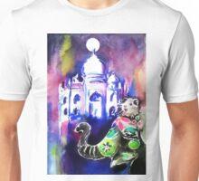 Guinea Pig in India Unisex T-Shirt