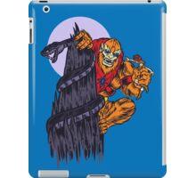 The Beast Of Snake Mountain iPad Case/Skin