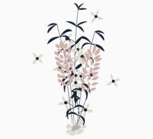 Flower Garden 011 One Piece - Long Sleeve