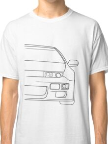 300zx outline - black Classic T-Shirt