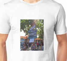 Tour Guide and Routes in Dubrovnik - Croatia Unisex T-Shirt