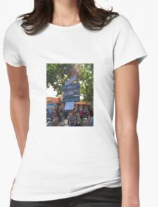 Tour Guide and Routes in Dubrovnik - Croatia Womens Fitted T-Shirt