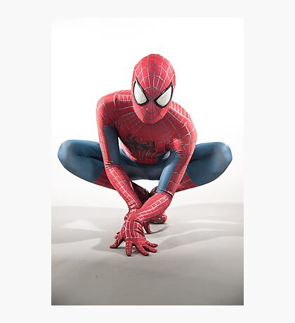 Spider Man Photography 5 Photographic Print