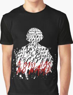 A Girl Has No Name II Graphic T-Shirt